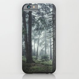 Path Vibes iPhone Case