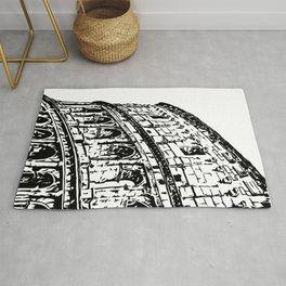 Colosseum, Rome Rug