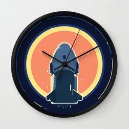 Human space exploration Wall Clock