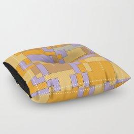 Perforations Floor Pillow