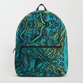 Underwater secrets Backpack