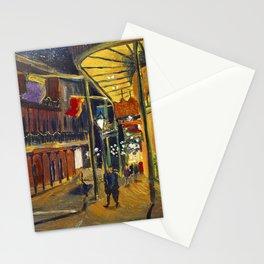 Nola at Night Stationery Cards