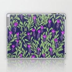 April blooms(Lavender_blue) Laptop & iPad Skin