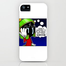 Where's the KABOOM iPhone Case
