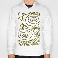 roses Hoodies featuring Roses -  by Alan Hogan