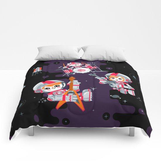 Space Rock Comforters