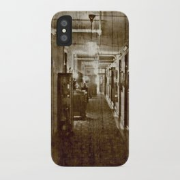 Historic Hotel photography iPhone Case