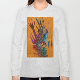 The Swamps Of Frigg Long Sleeve T-shirt
