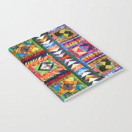 Korak Pattern Notebook