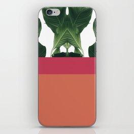 Color Tree Trio iPhone Skin