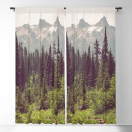 Faraway - Wilderness Nature Photography Blackout Curtain