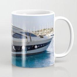 Pershing 90 Yacht Coffee Mug