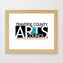 Fundraiser:  Traverse County Arts Council Framed Art Print