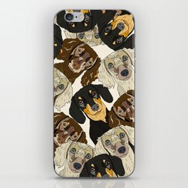 Doxie Nation iPhone Skin