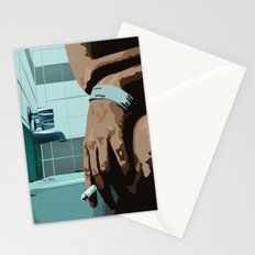 Suicide Stationery Cards