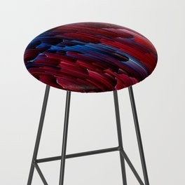 On the Up & Up - Pixel Art Bar Stool