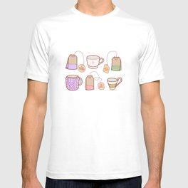 idealist tea T-shirt