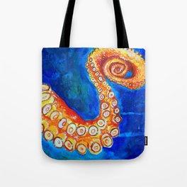 Octopus Leg Tote Bag