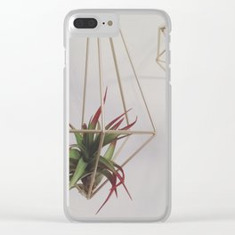 Airplants Clear iPhone Case