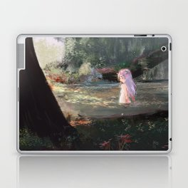 Nymph in Afternoon Laptop & iPad Skin