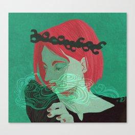 Communication Failure Canvas Print