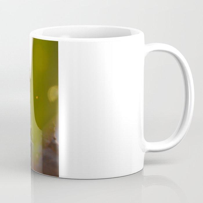 Leaves at Evening Coffee Mug