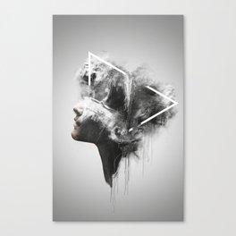 Nefretete Canvas Print