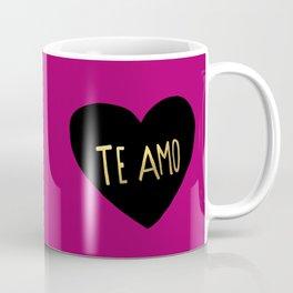 Te Amo II Coffee Mug