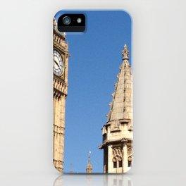 Big Ben, London's Finest iPhone Case