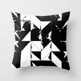 shiv/chev Throw Pillow