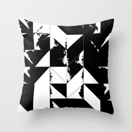 shiv/chev Throw Pillow