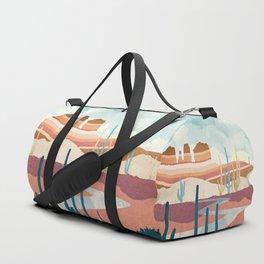 Desert Vista Duffle Bag