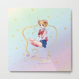 Sailor moon fantasy Metal Print