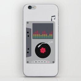 Music Mix iPhone Skin