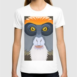 De Brazza's Monkey T-shirt