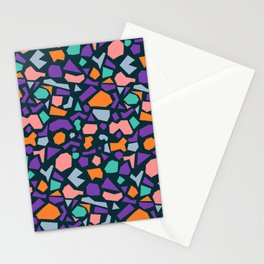 terrazzo 004 Stationery Cards