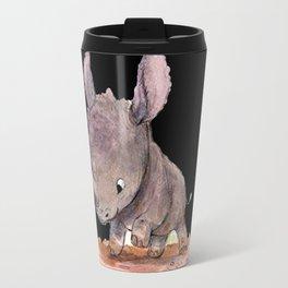 Elephant baby Travel Mug