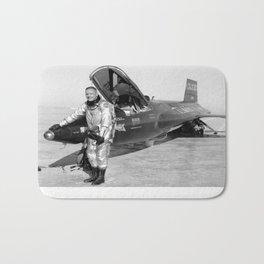 Neil Armstrong Bath Mat