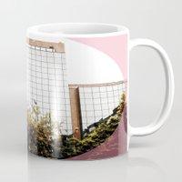 colombia Mugs featuring BUILDING IN BOGOTA COLOMBIA by Alejandra Triana Muñoz (Alejandra Sweet