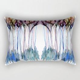 'Attachment' Rectangular Pillow