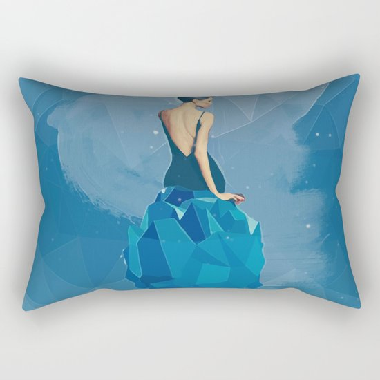 Iceberg Rectangular Pillow