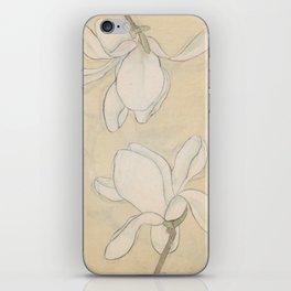 Magnolias iPhone Skin
