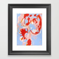 Color Study No. 8 Framed Art Print