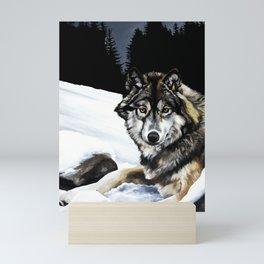 Winter Solace Mini Art Print