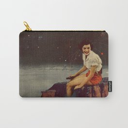 Only Hope Up Here Carry-All Pouch