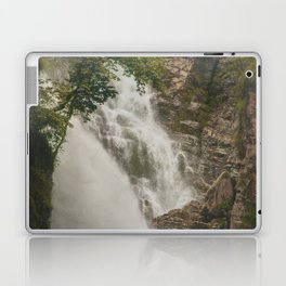 The Waterfalls of Nepal 001 Laptop & iPad Skin