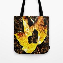 Autumn Love Tote Bag