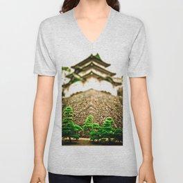 Japan - Tokyo Imperial Palace Unisex V-Neck
