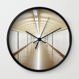 Diego de León Wall Clock