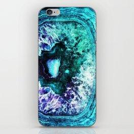 425 12 Geode iPhone Skin